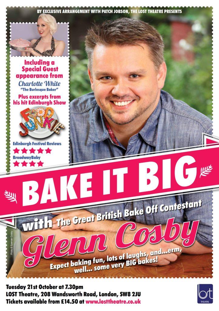 Bake It Big 21st October
