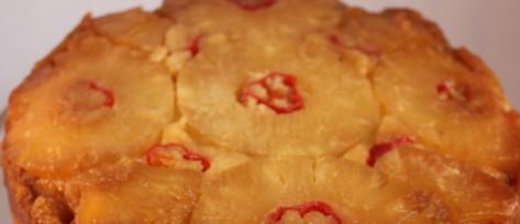 Pineapple & Chilli Slice