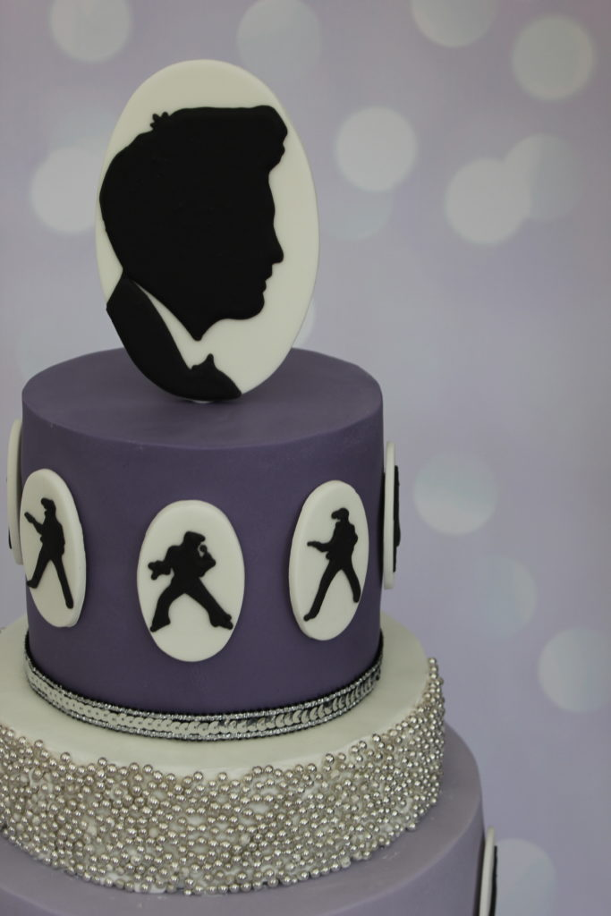 I Would Love To Bake A Cake For Elvis Presley Restoration Cake