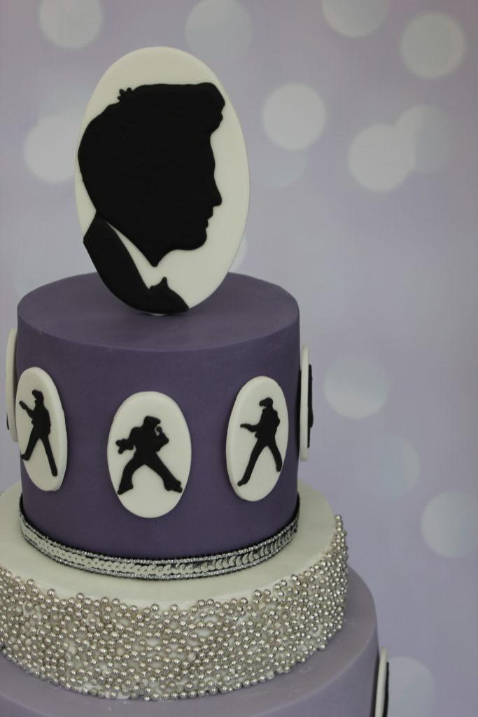 Astonishing I Would Love To Bake A Cake For Elvis Presley Restoration Cake Birthday Cards Printable Inklcafe Filternl